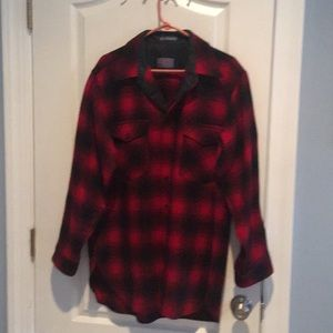 Pendleton on shirt for men